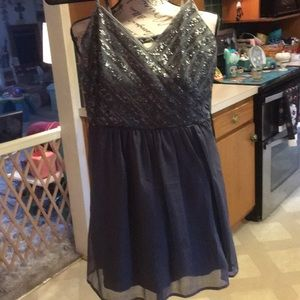 Perfect first Dance dress 100% polyester.